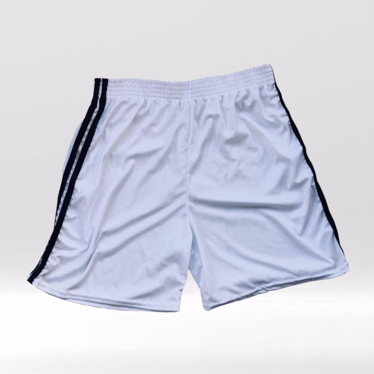 kit10 calção short masculino colegial futebol esporte futsal. Carregando  zoom. 63fcb271c68c5