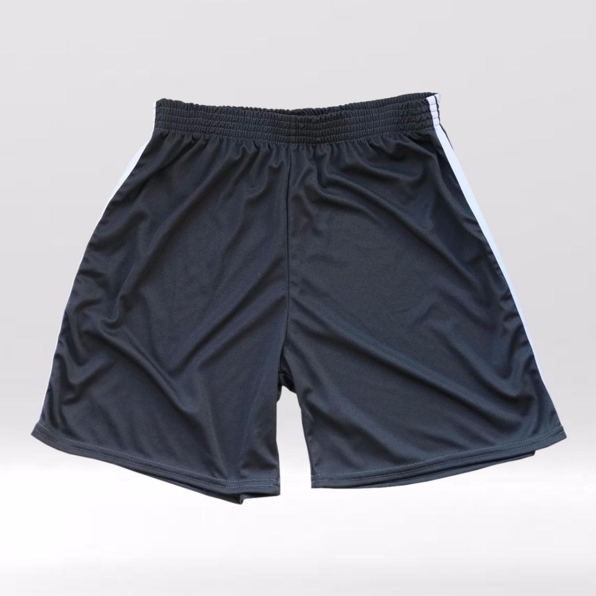 kit10 calção short masculino plus size futebol esporte futsa. Carregando  zoom. b50b5546c6514