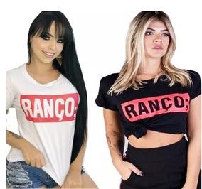 3e9afa8bca7b T Shirt Frases Atacado - Calçados, Roupas e Bolsas com o Melhores Preços no  Mercado Livre Brasil
