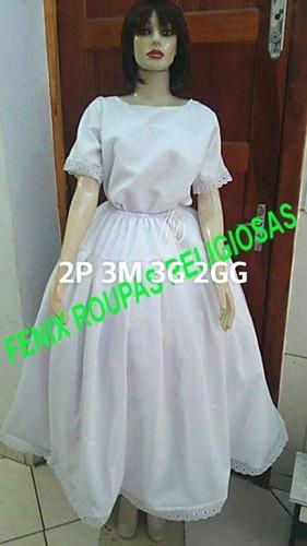 kit2 10 conj  fem oxf roupas santo/orixás umbanda/candomblé