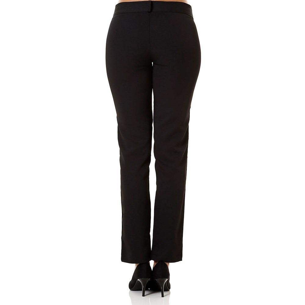 c23a66259 kit2 calça social feminina plus size preço de fabrica. Carregando zoom.