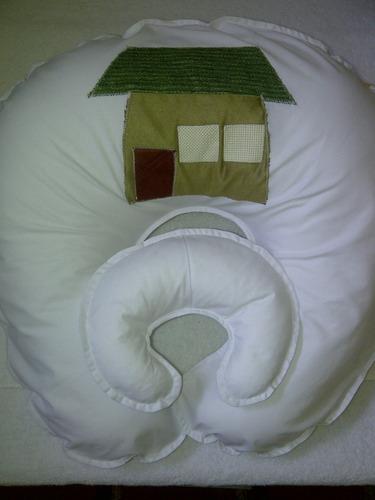 kit2 cojín lactancia almohada embaraz unicorni antireflujo