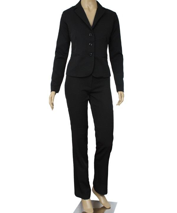 Kit2 Uniforme Terninho (blazer E Calça) Frete Grátis - R  148 a4e34dcebfe25