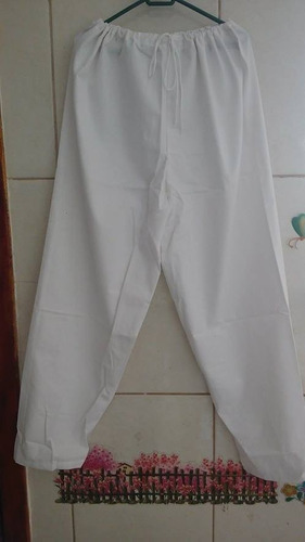 kit5 10 conj fem oxford roupa santo/orixás umbanda/candomblé