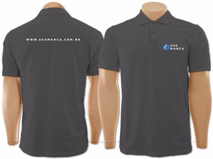 55475e255c Kit50 Camisas Pólo Masc. Mc Super Preço De Fabrica (bordado) - R ...