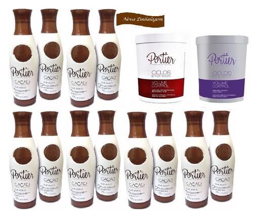 kit:6 progres.cacao fine nova!+1botox ciclos+1botox violet-