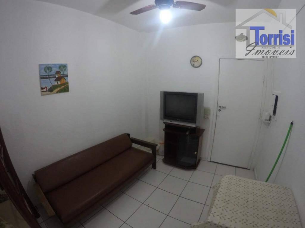 kitao em praia grande, 01 dormitório,, no bairro aviação, apkn0158 - kn0158