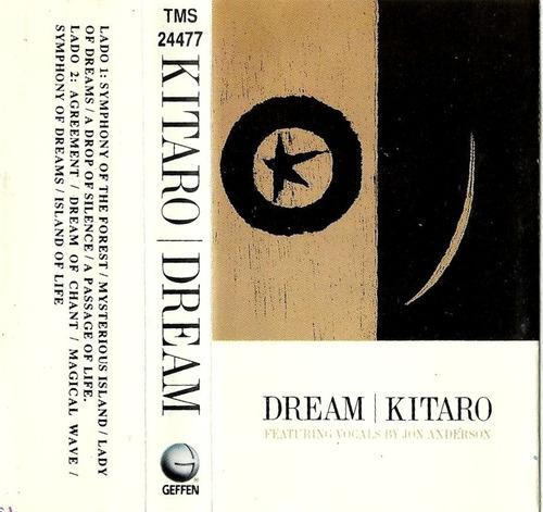 kitaro                               dream      ( cassette )