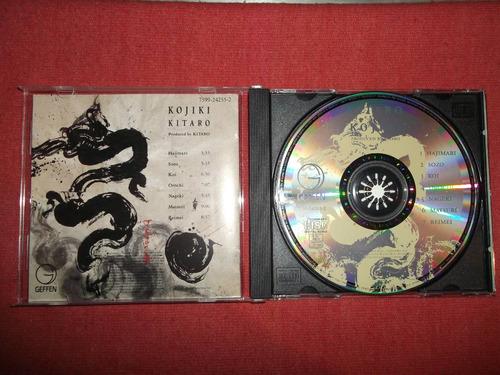 kitaro - kojiki cd aleman ed 1990 mdisk