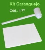 kitcaranguejoref.4.77  plásticos futura