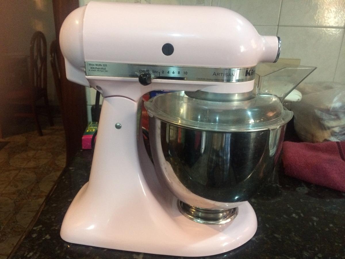 Kitchen Aid (ayudante De Cocina)/batidora - Bs. 200,00 en Mercado Libre