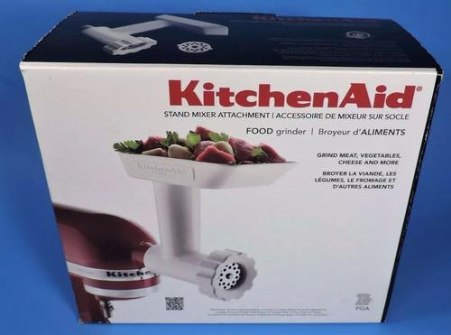 kitchen aid molino para carnes fga y embutido de salchicha
