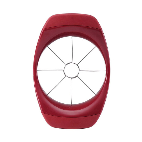 kitchenaid apple slicer / corer, rojo + envio gratis