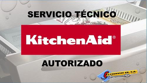 kitchenaid autorizado servicio técnico neveras-batidoras