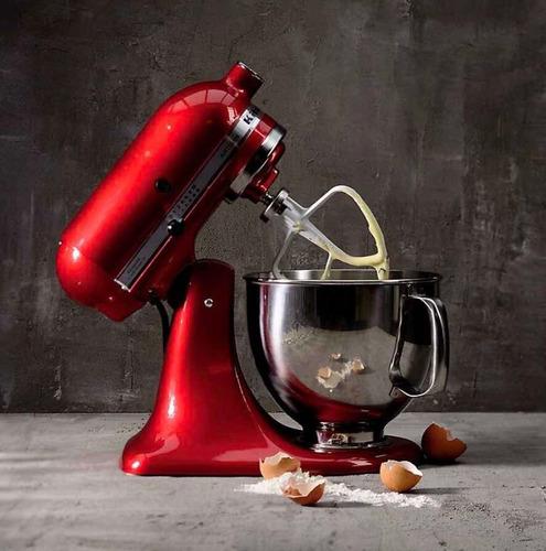 kitchenaid batidora artisan roja