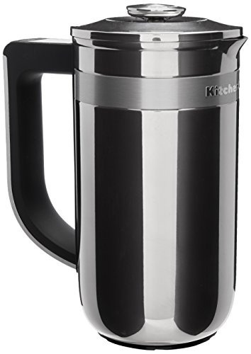kitchenaid kcm0512ss prensa de precisión cafetera acero ino