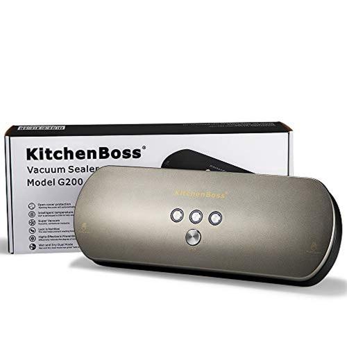 kitchenboss kitchenboss vacuum, máquina