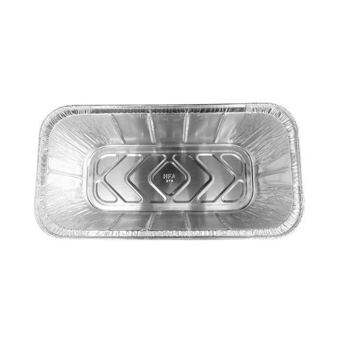 kitchendance desechables aluminio pan pans (25, 5 libra pan