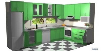 Kitchendraw Kd 4.5 Programa Para El Diseño De Cocinas 3d