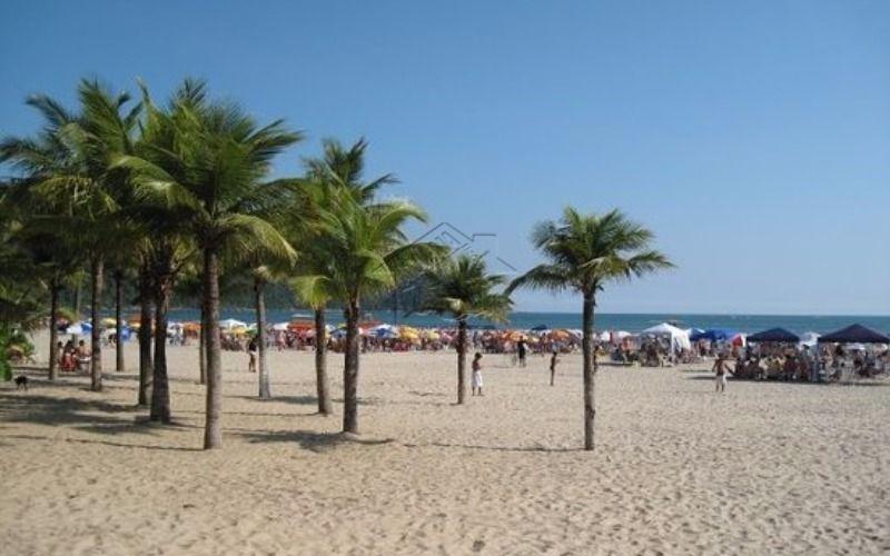 kitchnete na vila caiçara em praia grande