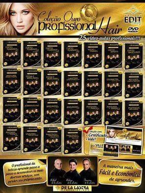 kit.dvd profissional dellastra
