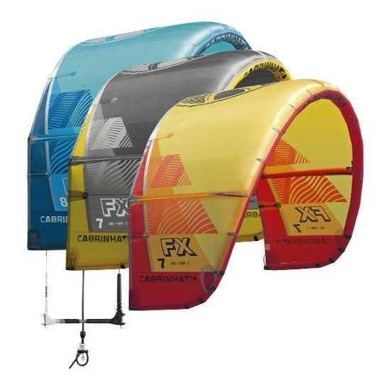 Kite Cabrinha Fx 8m 2019 Completo - $ 170.095,75 en Mercado Libre