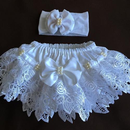 kite calcinha com top (veste até 4 anos ) 100%  algodão