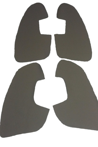 kite  forros portas  para  nova  hillux 2008 couro ecologico