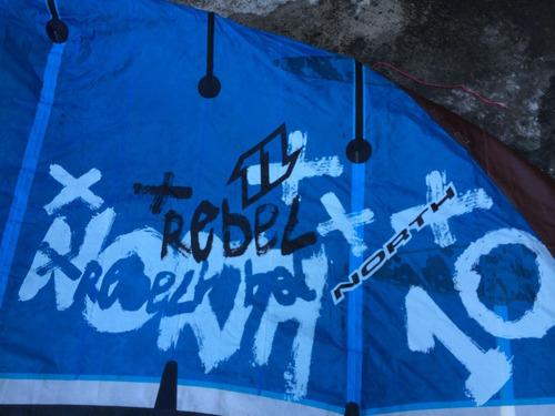 kite north rebel excelente estado