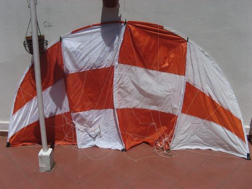 kite tracción para mountainboards