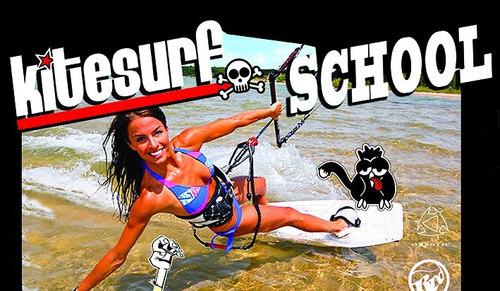 kitesurf cursos, escuela, hasta que aprendas!!!