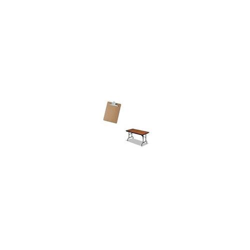 kitice55225unv40304 - value kit - mesa plegable laminada de