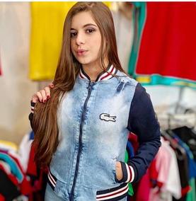 591d0a6cd5d Casaco Lacoste Moletom - Casacos no Mercado Livre Brasil