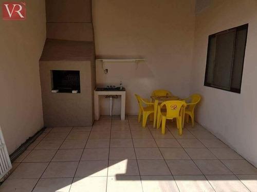 kitnet 460 bairro praia mar - imb557 - imb557