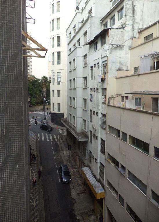 kitnet a 50 metros do metrô anhangabaú- centro - md271