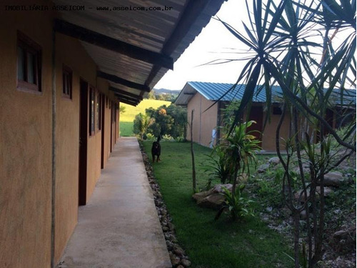 kitnet a locação em bom jesus dos perdões, zona rural, 1 dormitório, 1 banheiro, 1 vaga - 288