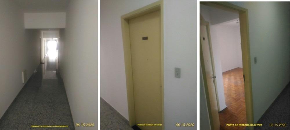 kitnet / apartamento - bela vista - são paulo - com garagem