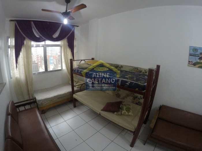 kitnet com 1 dorm, aviação, praia grande - r$ 110 mil, cod: ac4022 - vac4022