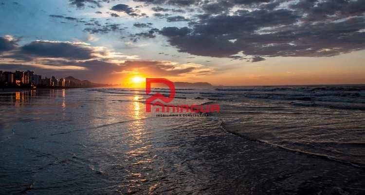 kitnet com 1 dorm, boqueirão, praia grande - r$ 110 mil, cod: 532 - v532