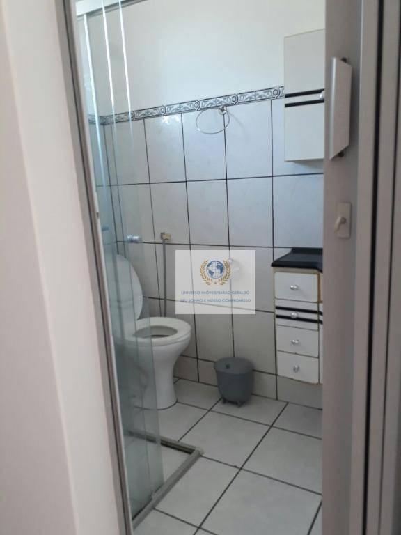 kitnet com 1 dormitório para alugar, 20 m² por r$ 1.180,00/mês - cidade universitária - campinas/sp - kn0028