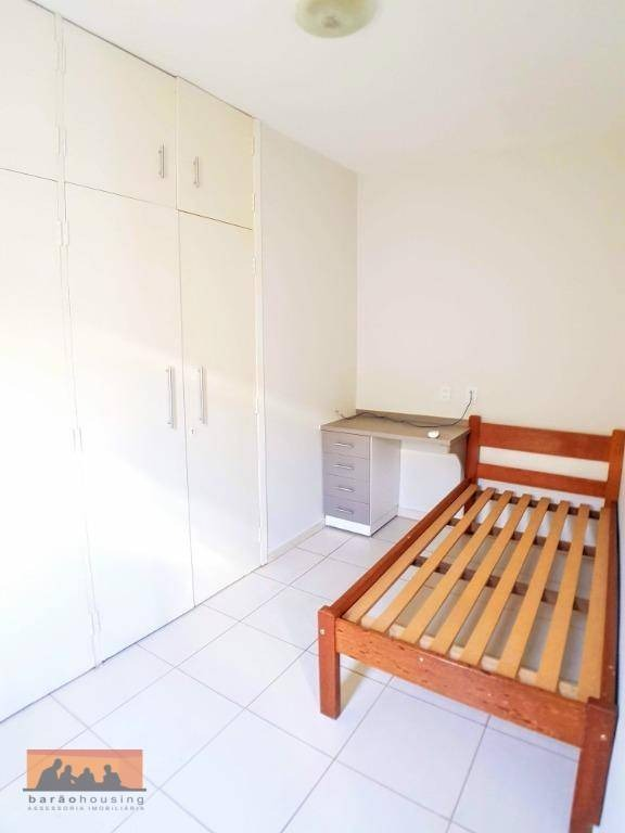 kitnet com 1 dormitório para alugar, 20 m² por r$ 1.550/mês - cidade universitária - campinas/sp - kn0267