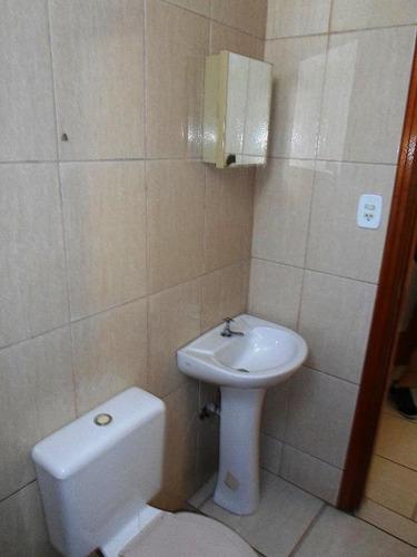kitnet com 1 dormitório para alugar, 20 m² por r$ 449,00 - vila alemã - rio claro/sp - kn0004