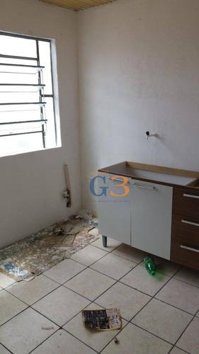 kitnet com 1 dormitório para alugar, 21 m² por r$ 450/mês - fragata - pelotas/rs - kn0148