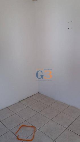 kitnet com 1 dormitório para alugar, 21 m² por r$ 450/mês - fragata - pelotas/rs - kn0149