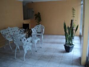 kitnet com 1 dormitório para alugar, 28 m² por r$ 1.200/mês - josé menino - santos/sp - kn0518