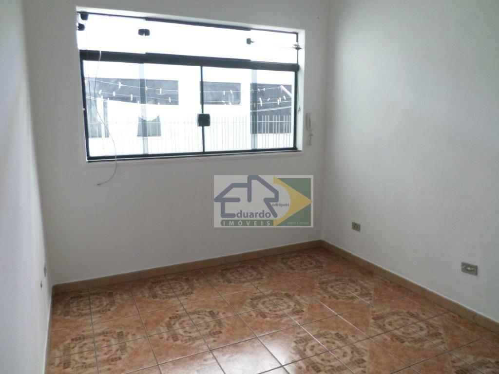 kitnet com 1 dormitório para alugar, 28 m² por r$ 600/mês - centro - suzano/sp - kn0031