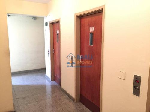 kitnet com 1 dormitório para alugar, 30 m² por r$ 1.500,00/mês - higienópolis - são paulo/sp - kn0197