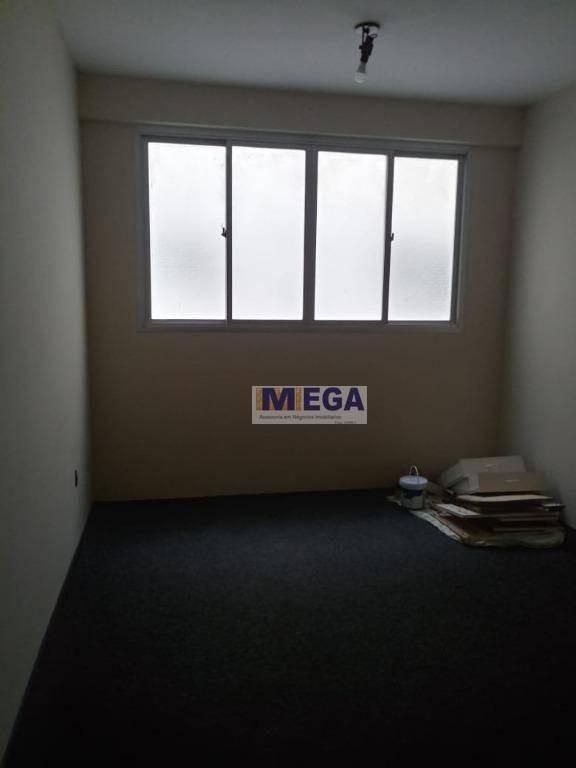 kitnet com 1 dormitório para alugar, 35 m² por r$ 450/mês - botafogo - campinas/sp - kn0067