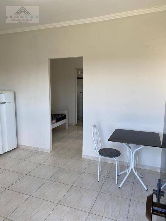 kitnet com 1 dormitório para alugar, 35 m² por r$ 650,00/mês - jardim cidade universitária - limeira/sp - kn0011