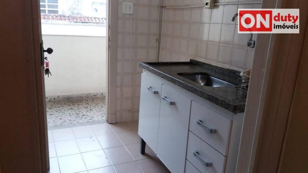 kitnet com 1 dormitório para alugar, 40 m² por r$ 1.400/mês - boqueirão - santos/sp - kn0136